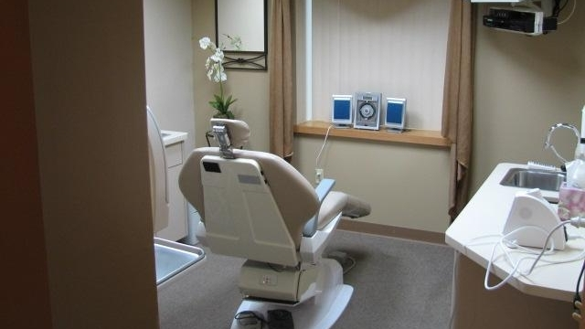 Dental chair | Milwaukee WI Dentist