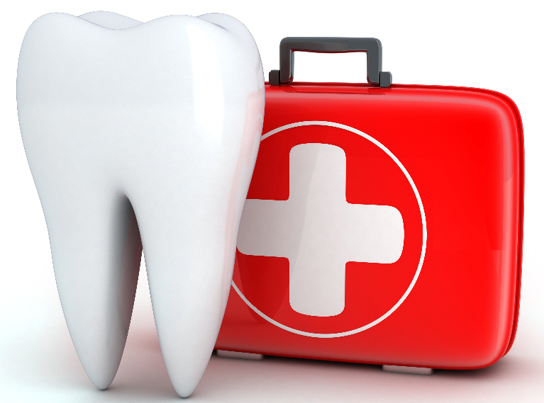 Tooth and First Aid Kit | Emergency Dentist in Milwaukee